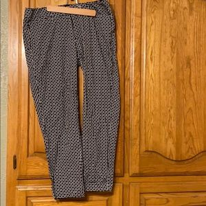 A.N.A patterned pants